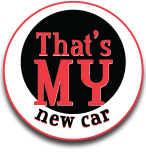 That's My New Car logo